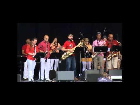 La Javanaise – Orquesta MiSol – SaxOpen Strasbourg 2015