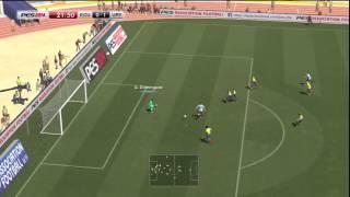 Ecuador Vs Uruguay PES 2014 GAMEPLAY Ps3