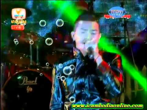 Khmer Concert Sing By Kammrak Sereymon 25.Dec.2013 Part 1