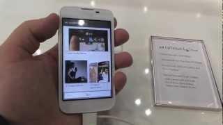 LG Optimus L5 II Dual Hands On