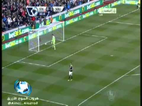 Begovic Goal v Southampton 2/11/13