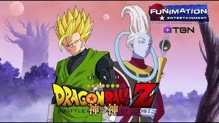 Super Saiyan God GOHAN Dragon Ball Z BATTLE OF GODS 2 2014