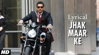 Jhak Maar Ke | Desi Boyz HD Song