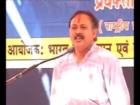 Rajiv Dixit on Haldi (Turmeric) for Curing Tonsilitis