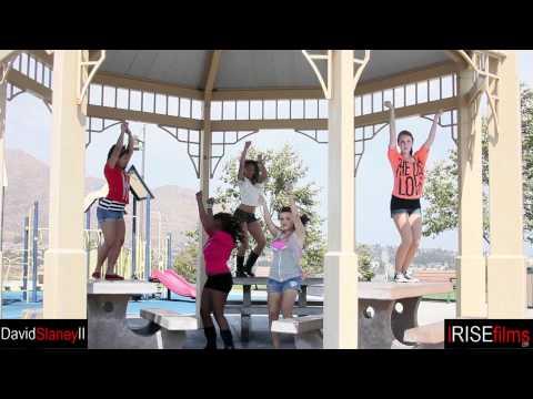 Victoria justice Best Friend's Brother (BFB) dance cover   David Slaney II