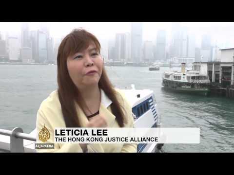 Hong Kong memorial museum dedicated to Tiananmen protests