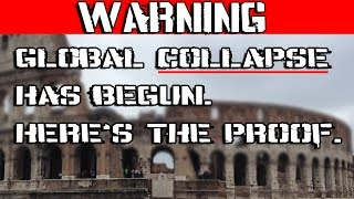 Global Economic COLLAPSE Happening Right NOW!
