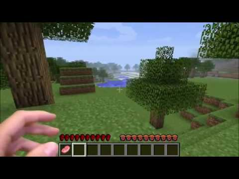 Minecraft Đời thật - tập 1 .
