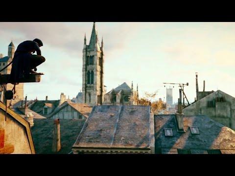 Assassin's Creed Unity - Nvidia Trailer