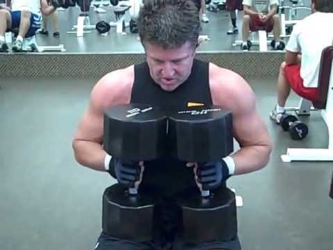 Incline Bench Press Exrx Dumbbell Incline Bench Press
