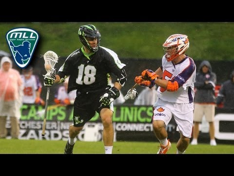 MLL Week 7 Highlights: Hamilton Nationals at New York Lizards