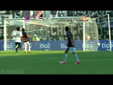 Hình ảnh trong video [HD] Cerro Porteño 4 - Olimpia 1. Torneo