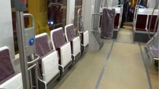 [a photo of the video] for TTC New Streetcar November 15, 2012