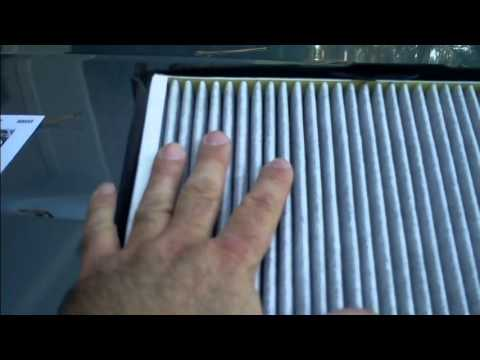 2005 mercedes e500 4 matic cabin fresh air inlet filter for Mercedes benz e350 air filter replacement