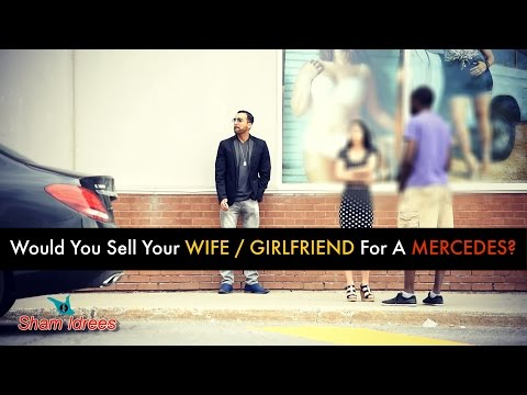 Девојката го тестира својот дечко дали ќе ја продаде за нов Мерцедес и 5000 долари