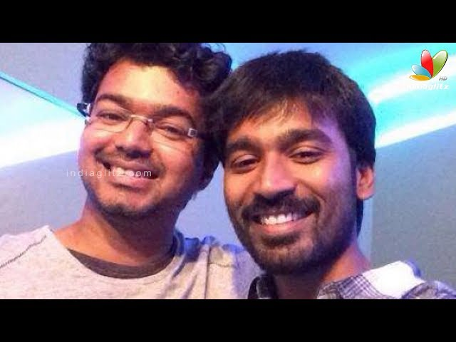 Dhanush Pens a Song for Vijay's Katthi | Anirudh, A.R.Murugadoss | Songs