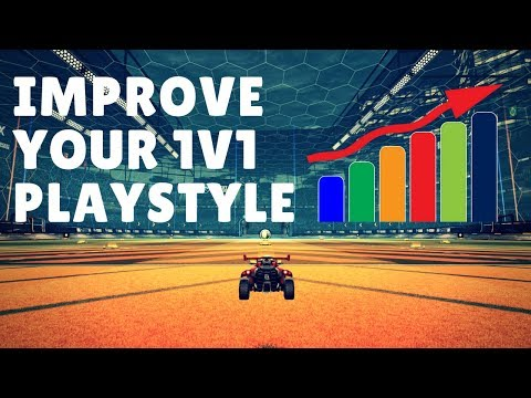 Tips For 1v1 Rocket League (Changing My Playstyle)