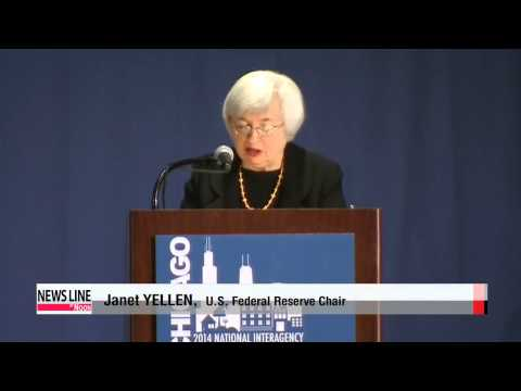 Fed chairman Yellen says extraordinary effort need for some time