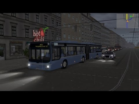 City Bus Simulator Munich 2 CBS2 [1080p]