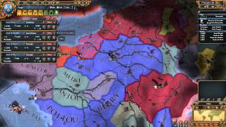 Let's Play - Europa Universalis IV | France - Part 2 [1080p]