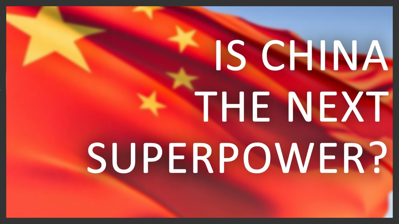 essays on china as a superpower