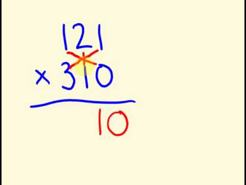 Fast Math Tricks - How to multiply 3 digit numbers - the fast way!
