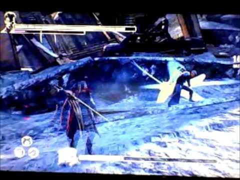 DMC Devil May Cry 5 -final boss Vergil- español HD