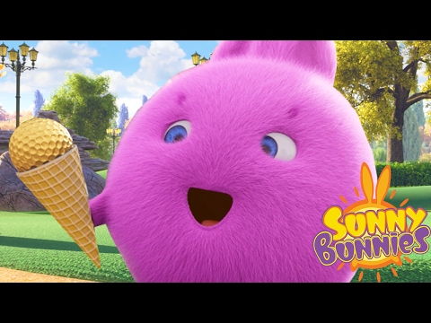 Cartoons for Children | THE SUNNY BUNNIES GOLDEN ICE CREAM | Funny Cartoons For Children
