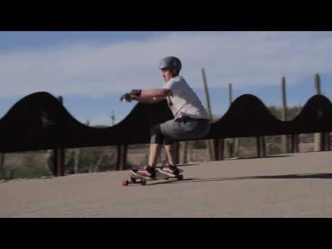 Tucson Fall Slide Jam: Raw Reel