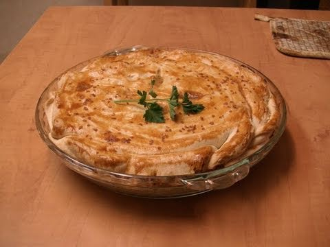 Chicken Pot Pie - YouTube