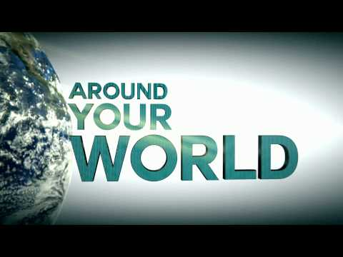Around Your World- News Graphic