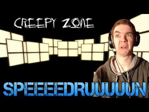 Creepy Zone - SPEEEEDRUUUN - Indie Horror Game - Gameplay/Commentary