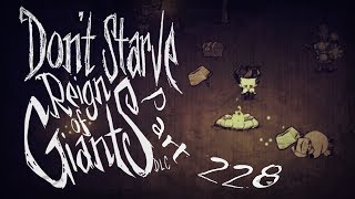 Don't Starve: Part 228 - Reign of Giants DLC Beta - Seasonal Science