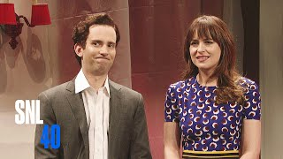 SNL: Fifty Shades Darker, the New Playroom