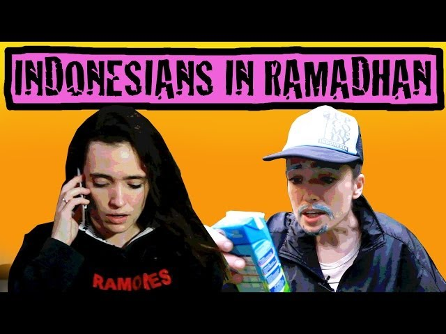 10 Things Indonesians do in Ramadan
