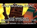 Serwery Minecraft BOSS Event - CraftBoard.pl