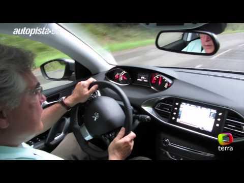 Ponemos a prueba el nuevo Peugeot 308