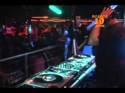 DJ LECO DVD 10 ANOS - SET DOS DJS NA STUDIUM 1054 parte 1