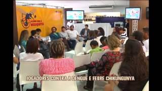 Governo lan�a jogo educativo que combate a dengue e febre chikungunya