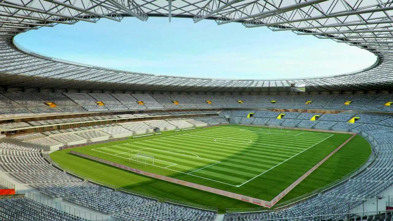 FIFA World Cup 2014 Stadiums - Belo Horizonte