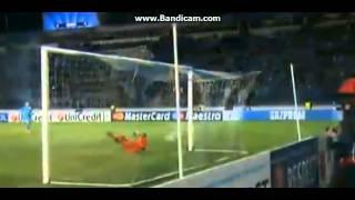 Zenit Petersburg 1 - 0 Anderlecht Kerzhakov Goal 24/10/2012