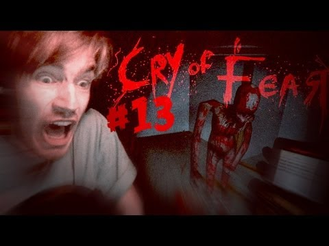 SWEDISH SCHOOL OF HELL - Cry Of Fear - Let's Play -  Part 13