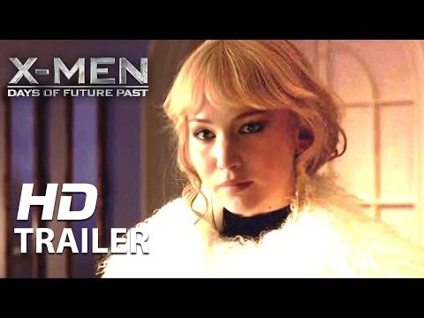 X-Men: Days of Future Past | Official UK Trailer #3 HD | 2014