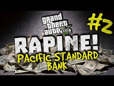 RAPINA BANCA PACIFIC STANDARD - PARTE 2 FINALE