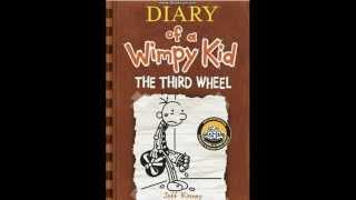 Reading For Life: Diary Of A Wimpy Kid: The Third Wheel Pt