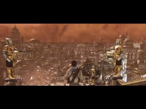 Uncharted 3 (ITA) Parte 14 HD - Atlantide Del Deserto