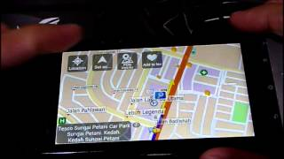 Papago M11 GPS Software For Android