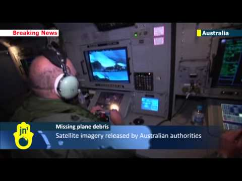 Missing Malaysia Airlines Plane Search: Australian Air Force identify debris