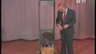 French Guillotine Magic Trick