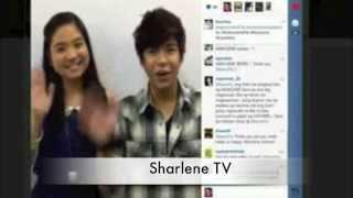 Sharlene San Pedro & Nash Aguas Promotes It's Showtime